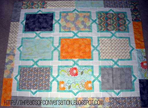 Quilt Made By A Brunnette Page 3