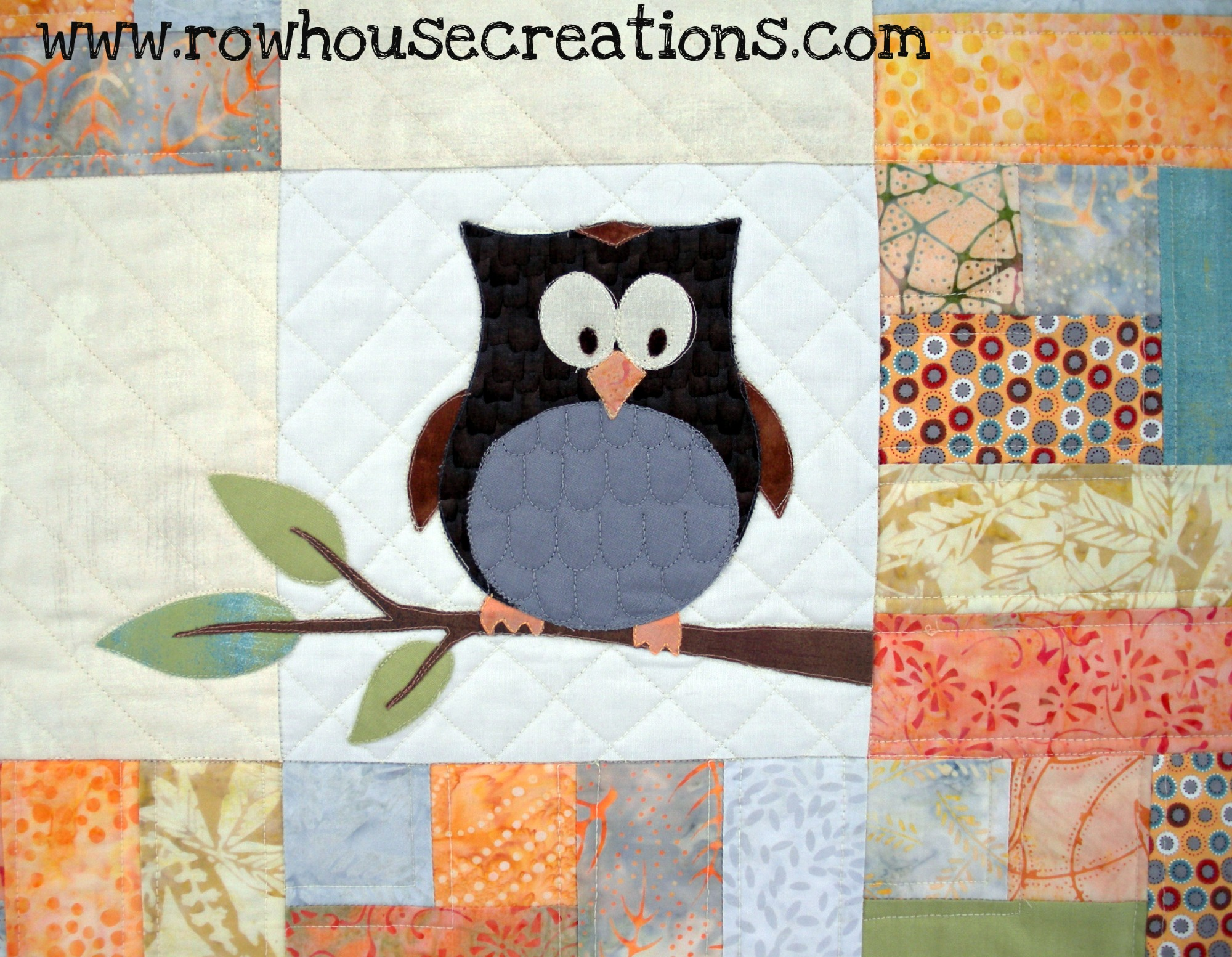 April 2012 row house creations