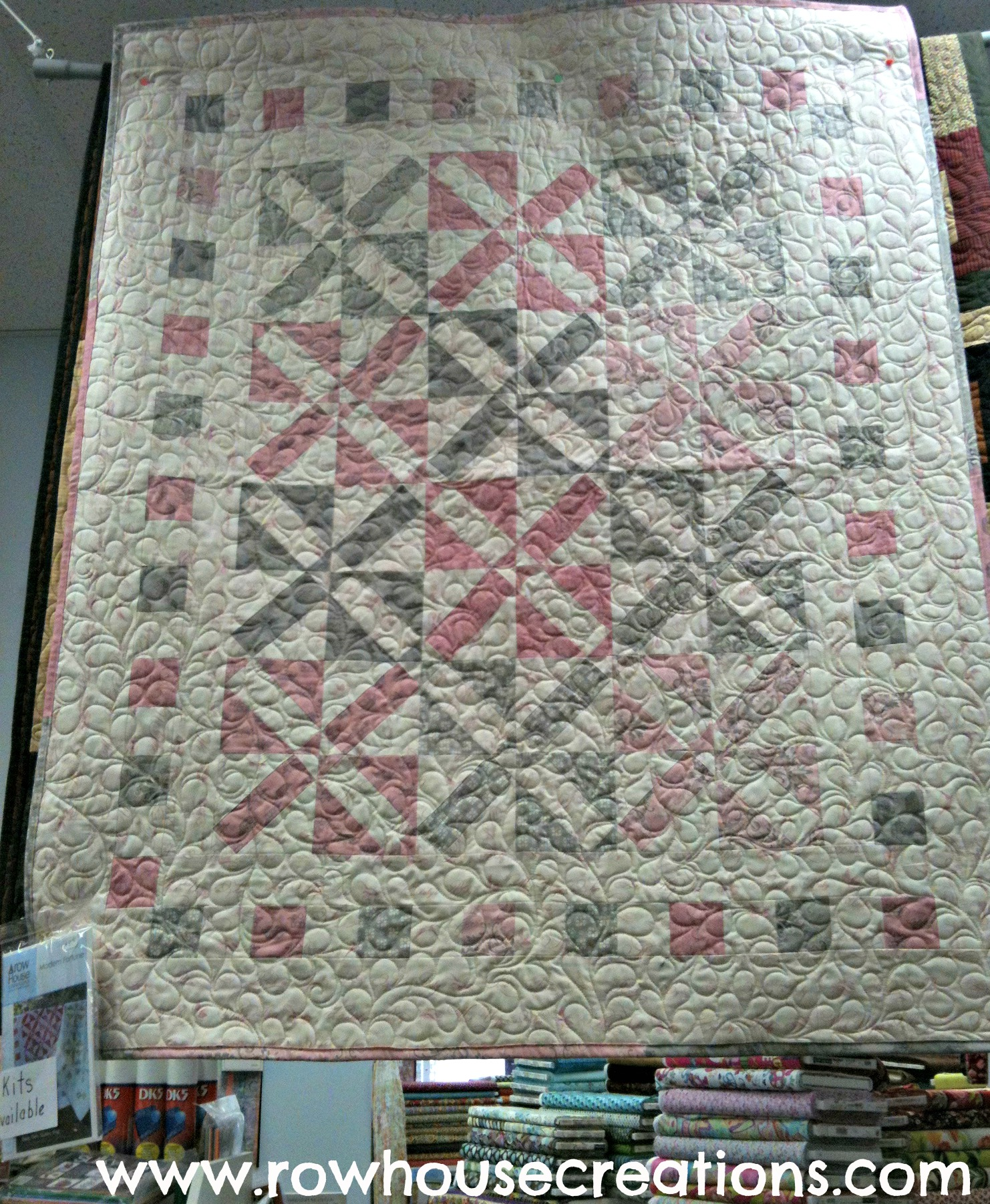 Quilt   row house creations : bunny hill quilt patterns - Adamdwight.com