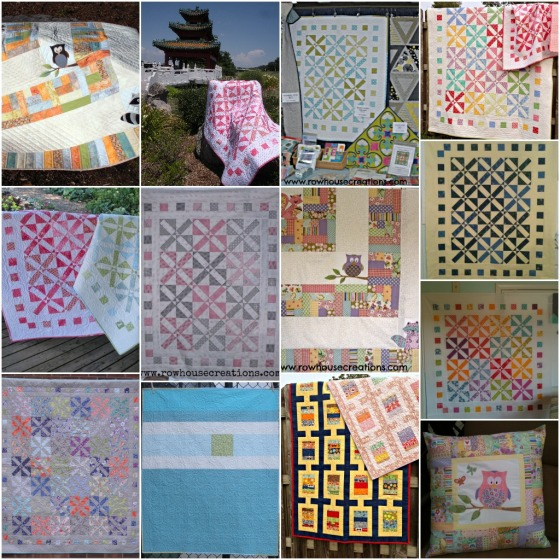 Row House Creations 2012 Collage