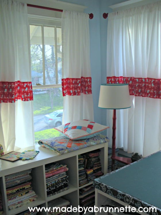 Quilting Sewing Studio Front Corner