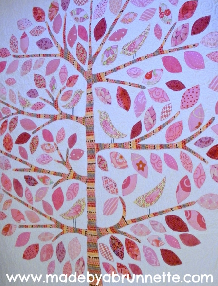 Lilly PIlly Quilting Detail