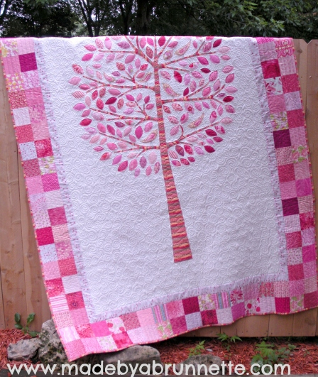 Lilly Pilly Twin Size Quilt