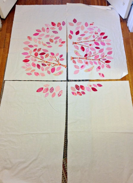 Lilly Pilly Twin Size Tree Applique1