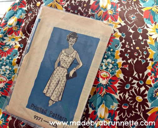 Clothing Sewing Vintage Pattern1