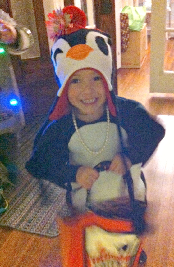 Handmade Penguin halloween Costume
