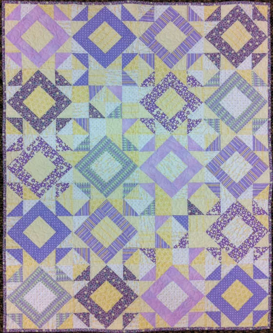 Full Shot Gemma What a Gem Quilt