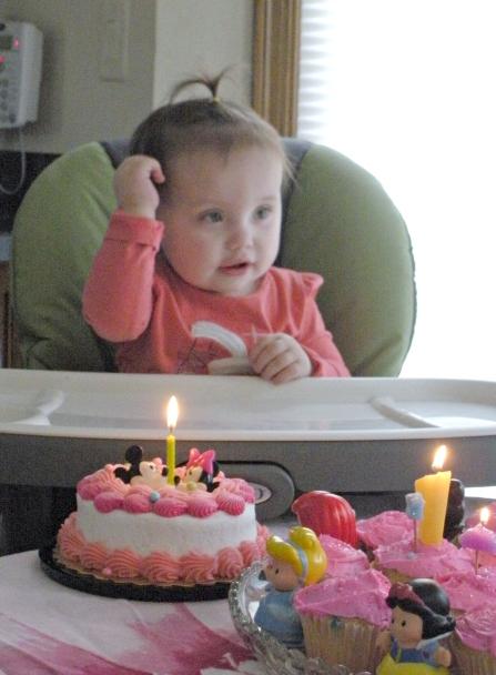 Gemma 1st Birthday