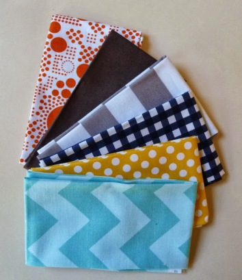 Riley Blake Challenge Fabrics